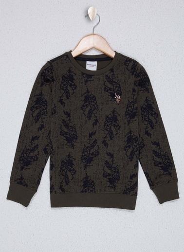 U.S. Polo Assn. Sweatshirt Haki